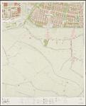 1968-1368 Kaart van Rotterdam en omgeving; bestaande uit 24 bladen. Blad 22. Pendrecht en Smitshoek.