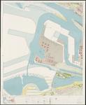 1968-1369 Topografische kaart van Rotterdam bestaande uit 31 bladen. Blad 1: Europoort-West.