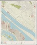1968-1373 Topografische kaart van Rotterdam bestaande uit 31 bladen. Blad 2: Europoort-Oost.
