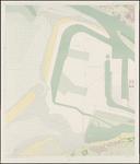 1968-1419 Kaart van Rotterdam en omgeving in 31 bladen. Blad 1: Europoort-West: Maasvlakte, Europoort met een deel van ...