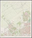 1968-1424 Kaart van Rotterdam en omgeving in 32 bladen. Blad 5: Overschie, Schiebroek, Rodenrijs, Spaanse Polder en ...