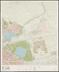 1968-1426 Topografische kaart van Rotterdam e.o. | bestaande uit 31 bladen. Blad 6: Prins Alexanderpolder.