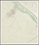1968-1428 Kaart van Rotterdam en omgeving in 31 bladen. Blad 9: Brielle, Zwartewaal, Vierpolders.