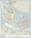1970-2038 Topografische kaart van Rotterdam e.o. | bestaande uit 31 bladen. Blad 10 Botlek.
