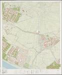 1970-2045 Kaart van Rotterdam en omgeving; bestaande uit 24 bladen. Blad 20: Hoogvliet, Poortugaal.