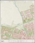 1974-965 Kaart van Rotterdam en omgeving; bestaande uit 24 bladen. Blad 7: Vlaardingen.