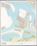 1974-974 Topografische kaart van Rotterdam e.o. | bestaande uit 31 bladen. Blad 1: Europoort-West.