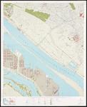 1974-977 Topografische kaart van Rotterdam bestaande uit 31 bladen. Blad 2: Europoort-Oost.