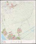 1974-978 Topografische kaart van Rotterdam en omstreken | bestaande uit 32 bladen. Blad 3: Maassluis.