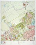 1974-980 Topografische kaart van Rotterdam e.o. | bestaande uit 31 bladen : Overschie. Blad 5: Overschie, Schiebroek, ...