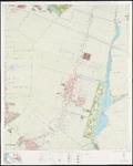 1974-983 Topografischekaart van Rotterdam e.o. bestaande uit 31 bladen. Blad 6a Bleiswijk.