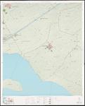 1974-987 Topografische kaart van Rotterdam en omstreken | bestaande uit 32 bladen. Blad 9a: Oudenhoorn.
