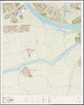 1974-991 Topografische kaart van Rotterdam e.o.   bestaande uit 31 bladen : blad 11a Spijkenisse.