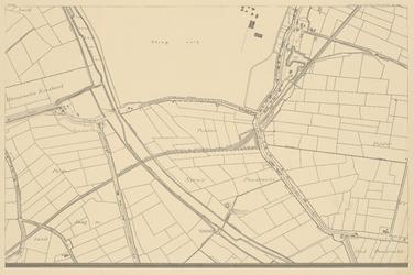 1975-1179-18A Blad 18: Zuidhoek: Vliegveld Waalhaven; polder Nieuw Pendrecht.