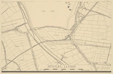 1975-1179-18B Blad 18: Zuidhoek: Vliegveld Waalhaven; polder Nieuw Pendrecht.
