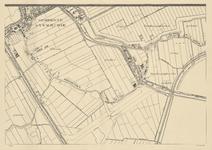 1975-1179-1B Plattegrond der gemeente Rotterdam op schaal 1 à 5000. Blad 1: Overschie.