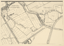 1975-1179-1D Plattegrond der gemeente Rotterdam op schaal 1 à 5000. Blad 1: Overschie.