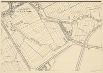 1975-1179-1E Plattegrond der gemeente Rotterdam op schaal 1 à 5000. Blad 1: Overschie.