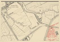 1975-1179-1F Plattegrond der gemeente Rotterdam op schaal 1 à 5000. Blad 1: Overschie.