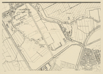 1975-1179-1I Plattegrond der gemeente Rotterdam op schaal 1 à 5000. Blad 1: Overschie.