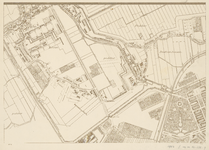 1975-1179-1K Plattegrond der gemeente Rotterdam op schaal 1 à 5000. Blad 1: Overschie.