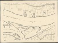 1975-1179-33A Blad 33: Vondelingenplaat, Klein Vettenoord, het Scheur, de Botlek en het Buskruiteiland.