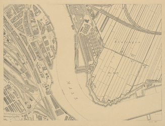 1975-1179-9A Blad 9: Feijenoord en polder De Esch.