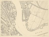 1975-1179-9C Blad 9: Feijenoord en polder De Esch.