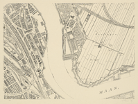 1975-1179-9G Blad 9: Feijenoord en polder De Esch.
