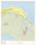 1976-2107 Topografische kaart van Rotterdam en omstreken | bestaande uit 32 bladen. Blad 8c: Goedereede.