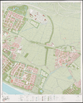 1978-2832 Kaart van Rotterdam en omgeving; bestaande uit 24 bladen. Blad 20: Hoogvliet en Poortugaal.