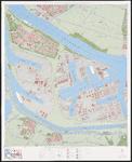 1978-2838 Topografische kaart van Rotterdam en omstreken in 32 bladen. Blad 10: Botlek.