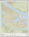 1982-3307 Topografische kaart van Rotterdam en omstreken | bestaande uit 32 bladen. Blad 10: Botlek.