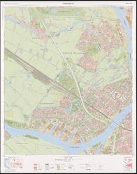 1987-69 Blad 14a: Zwijndrecht en Hendrik-Ido-Ambacht.