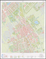 1992-255 Blad 4a: Delft.