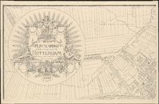 I-114-1 Blad 1: het afgebeelde gebied omvat een deel de gemeente Overschie, een deel van de gemeente Hillegersberg en ...