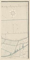 I-118-5 Plattegrond van Rotterdam bestaande uit 10 bladen.. Blad 5: Prins Alexanderpolder.