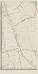 I-118-6 Plattegrond van Rotterdam bestaande uit 10 bladen.. Blad 6: polders Kieschheid, Robbenoord, Plompert en Nieuw ...