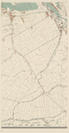 I-118-8 Plattegrond van Rotterdam bestaande uit 10 bladen.. Blad 8: Rijnhaven, Hillepolder, Karnemelksland, Smeetsland.