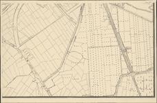 I-127-8 Plattegrond van Rotterdam. Blad 8: het afgebeelde gebied omvat Karnemelksland en de Varkenoordsche Polder.