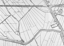 I-127-F Kaart van de Spaansche Polder en de polder Oud-Mathenesse [foto]. PLATTE GROND   DER GEMEENTE   ROTTERDAM.   ...