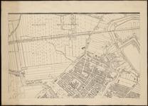 I-138-02-2 Plattegrond van Rotterdam in 12 bladen. Blad 2: gemeente Hillegersberg, Oude Noorden, Crooswijk
