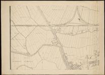I-138-02-4 Plattegrond van Rotterdam in 12 bladen. Blad 4: gemeente Schiedam; Rotterdam-West