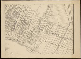 I-138-02-6 Plattegrond van Rotterdam in 12 bladen. Blad 6: Kralingen