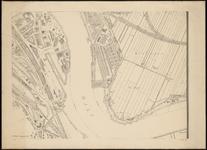 I-138-02-9 Plattegrond van Rotterdam in 12 bladen. Blad 9: Feijenoord en het Drinkwaterleidingterrein