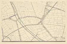 I-153-18 Blad 18: Zuidhoek met Plompertpolder, de polder Nieuw Pendrecht (gemeente Rhoon) en de polder van Charlois.