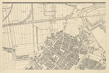 I-153-2 Blad 2: Bergpolder, Oude Noorden, Crooswijk, sportterrein Sparta.