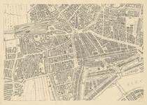 I-153-5 Blad 5: Oude Westen, Cool, Stadsdriehoek, Agniesebuurt, Provenierswijk, Rubroek (Goudsche Buurt).