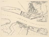 I-153-7 Blad 7: Delfshaven, Schiehaven, Sluisjesdijk, Waalhaven [in aanleg].