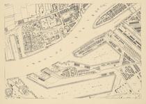 I-153-8 Blad 8: het Park, het Nieuwe Werk, Katendrecht, Noordereiland, Maahaven en Rijnhaven.